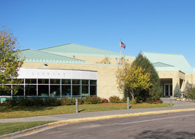 Great River Regional Library - Becker