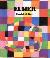 """""""Elmer"""" book cover"""