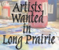 Artists in Long Prairie