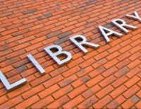 library graphic