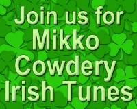 Mikko Cowdery Irish Tunes