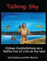 Talking Sky book