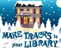 Make tracks to your library