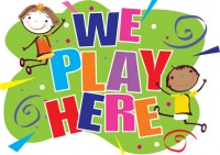 We Play Here logo
