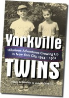 Yorkville Twins book cover