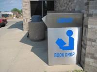 Albany bookdrop