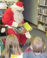 Santa at Eagle Bend